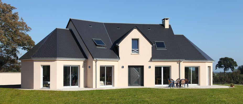 Best les photos des maisons pictures amazing house for Constructeur maison manche