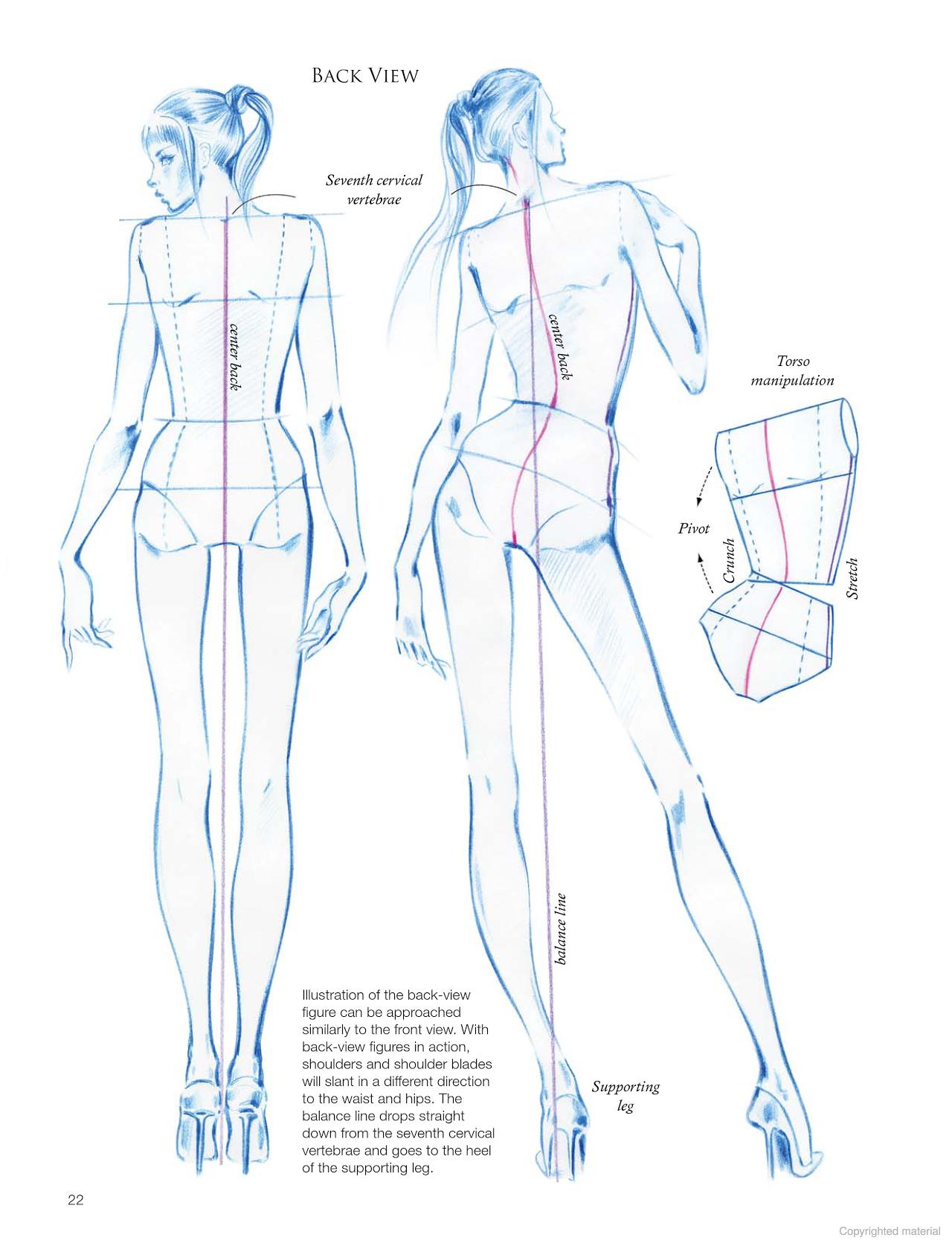 Figure Drawing For Fashion Design Pdf Google Kereses Fashion Illustrations Techniques Fashion Illustration Fashion Model Sketch