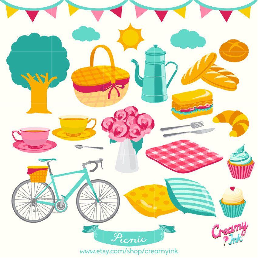 family picnic clipart - photo #47
