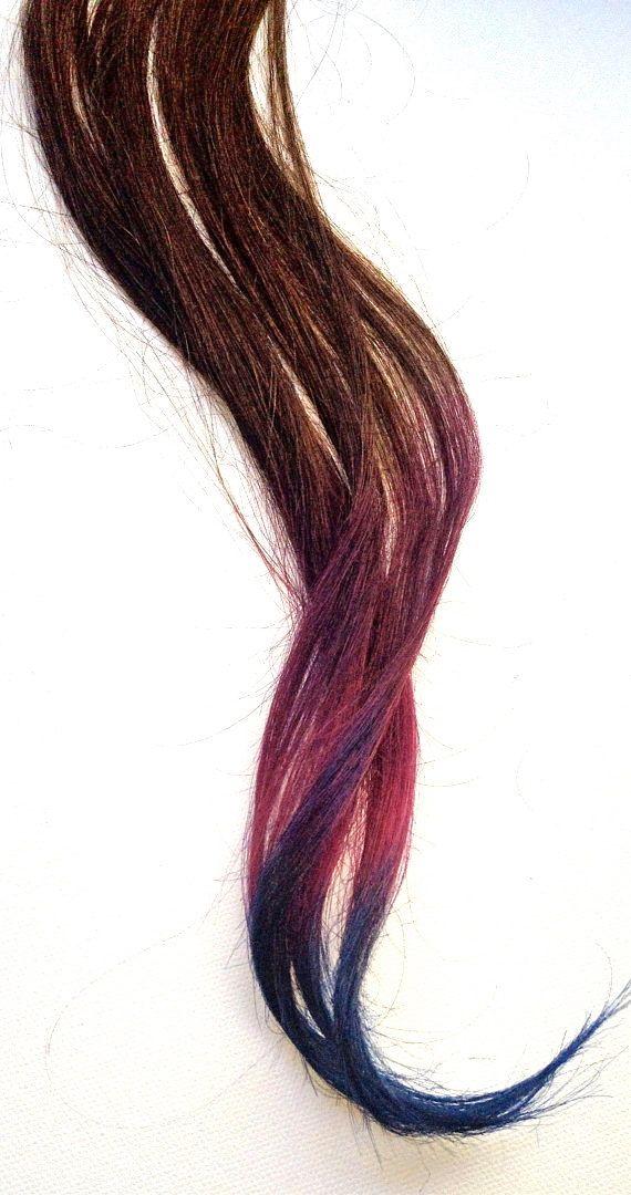 Custom listing for colette flip in hair extensions dip dyed custom listing for colette flip in hair extensions dipped hairdip dyed pmusecretfo Images