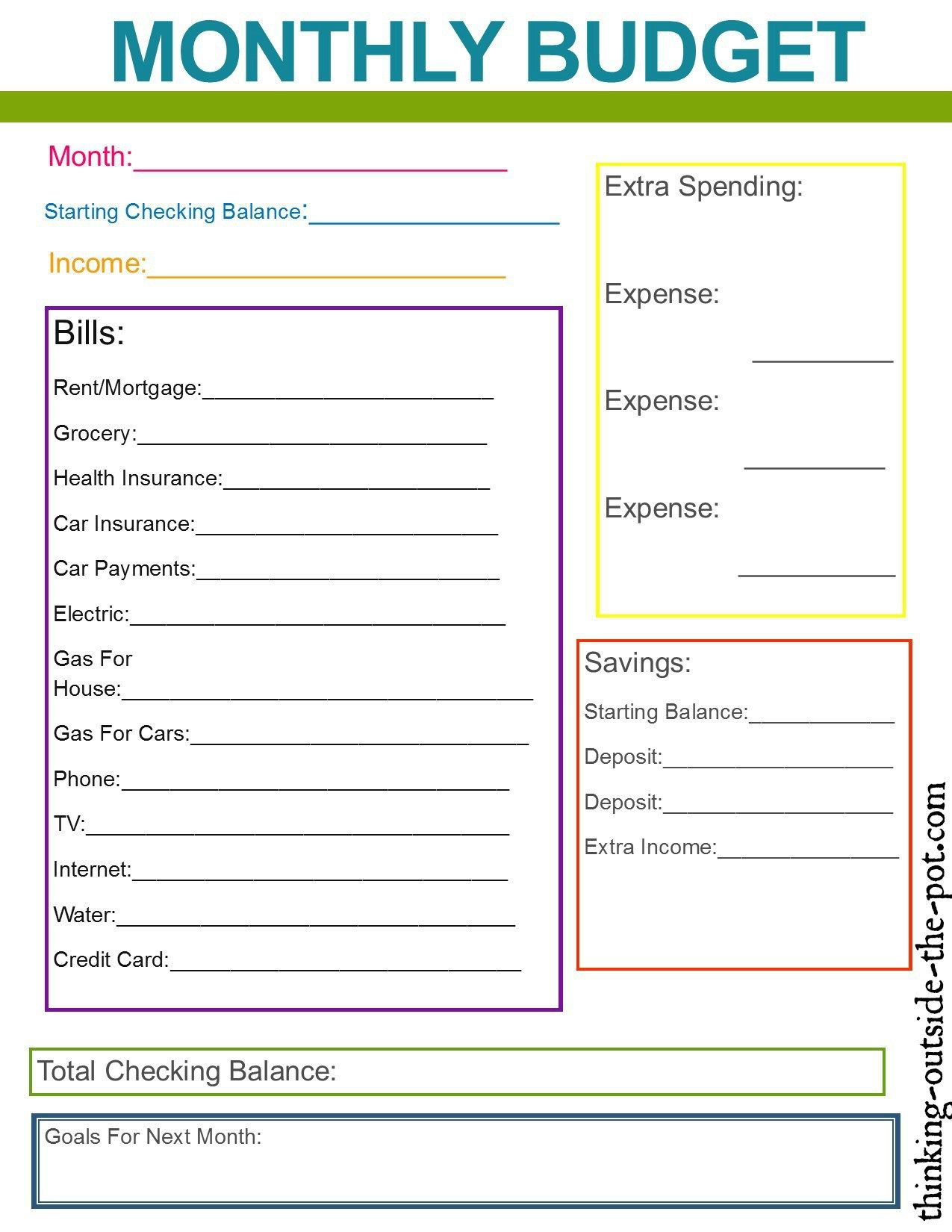 Worksheets Family Budget Worksheets family budget template for excel 2007 or later ipad word osaka