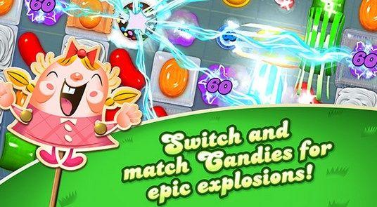 Candy Crush Saga llegará a Windows 10