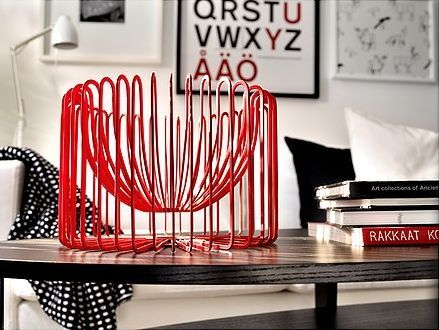 TRÅDIG Fruit Bowl from IKEA | Bowls, Decorating and Display