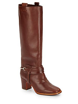 Tazmin Leather Boots