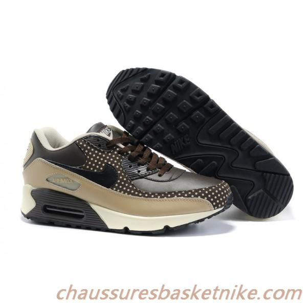sports shoes b4310 204c5 Chaussure Homme Nike Air Max 90 Chaussures - Blanc   Bourgogne