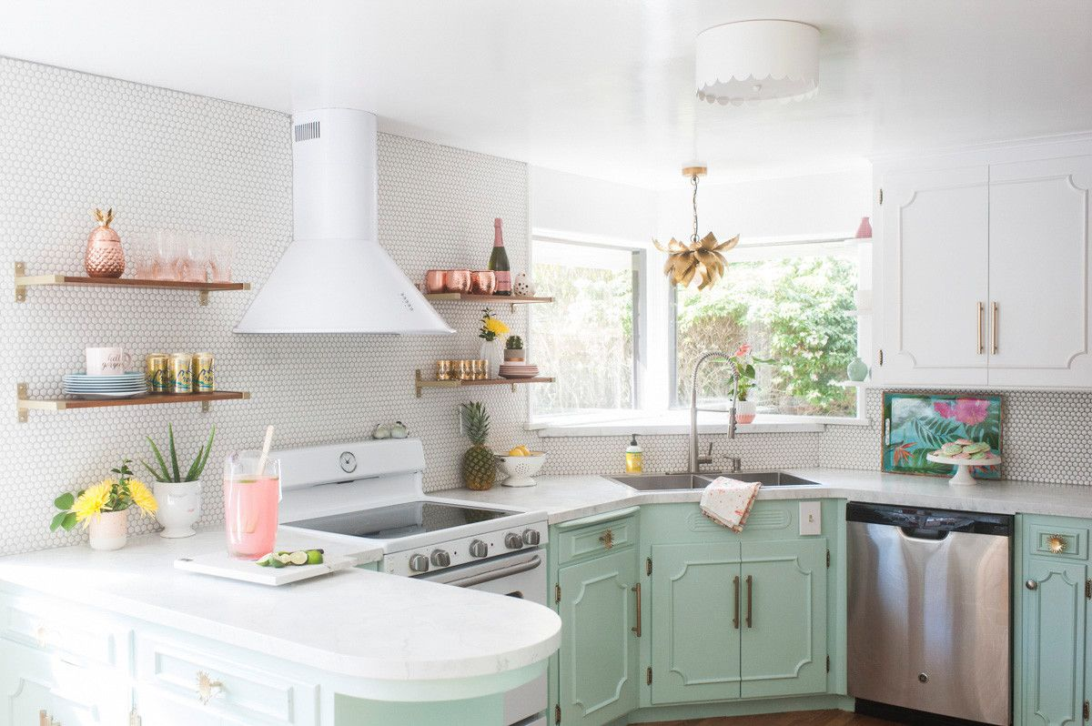 Kp spaces mid century modern kitchen remodel before after home