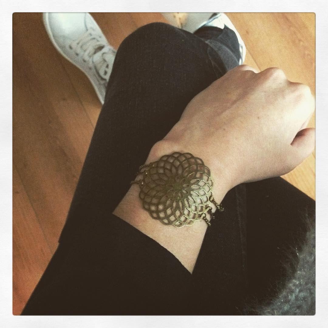 #winteriscoming#deermamabijoux #flower#power#laiton#gipsy#autumn #love #jewelry #madeinfrance