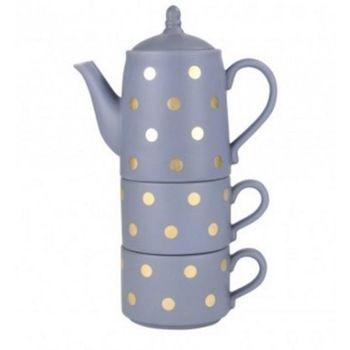 2017 Fashion Stackable Teapot With M Tea Pots Tea