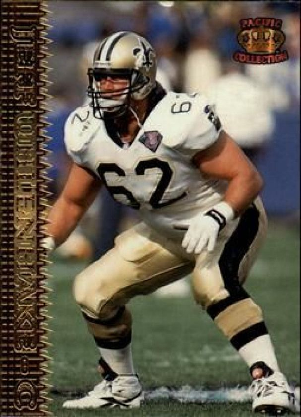 Jeffrey Alan Uhlenhake (born January 28 1966) is a former center for the New Orleans Saints. He played for the Saints from 1994-1995.