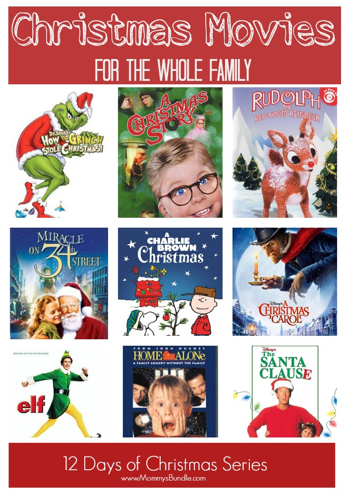 Christmas Movies For The Whole Family Christmas Movies Family Christmas Movies Kids Christmas Movies