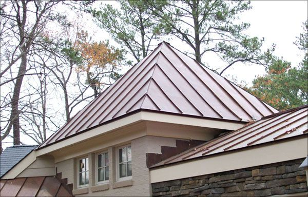 Pin By Jessica Trimble On Home Is Where The Heart Is Metal Roofing Contractors Metal Roof Houses Metal Roof