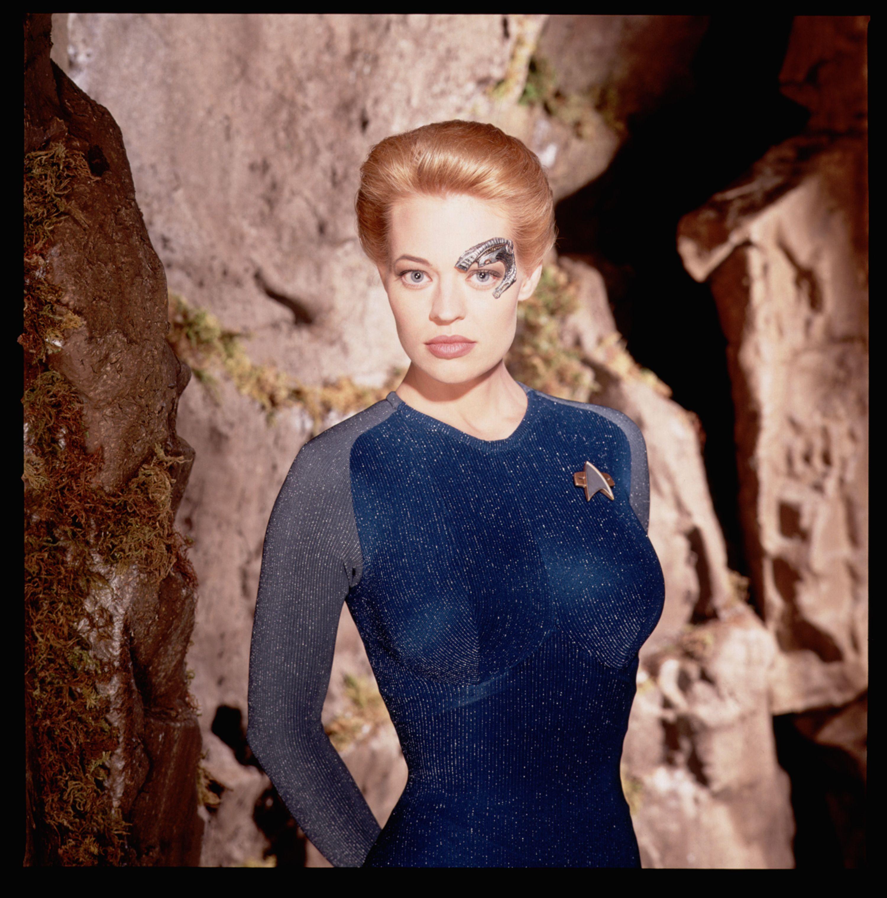 Star Trek Frauen
