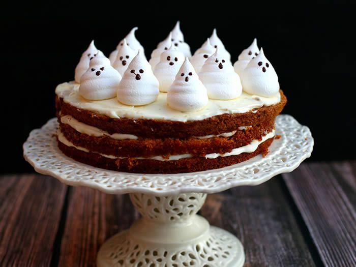 Tartas de Halloween fciles y originales que todo el mundo puede