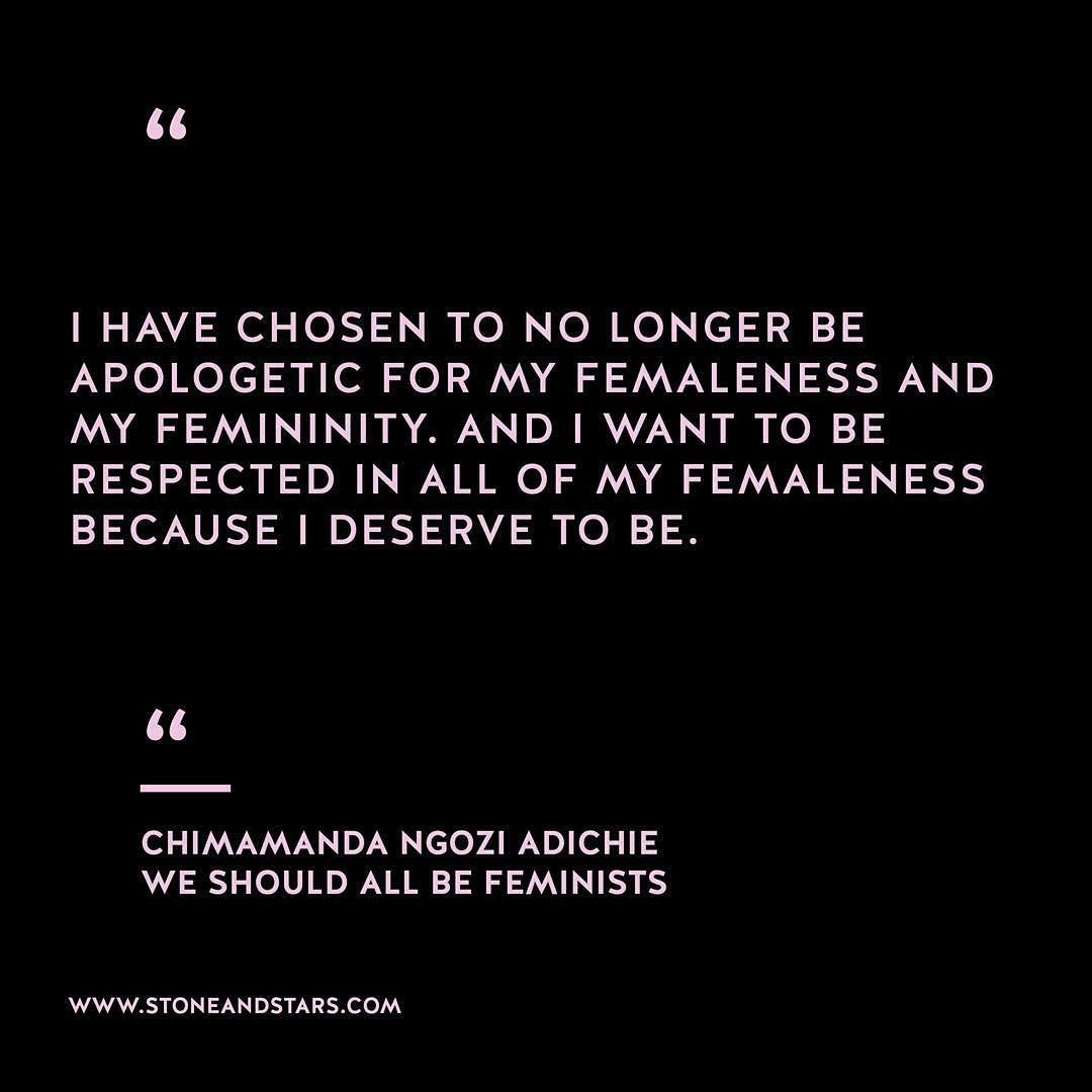 Book Of The Week We Should All Be Feminists By Chimamanda Ngozi