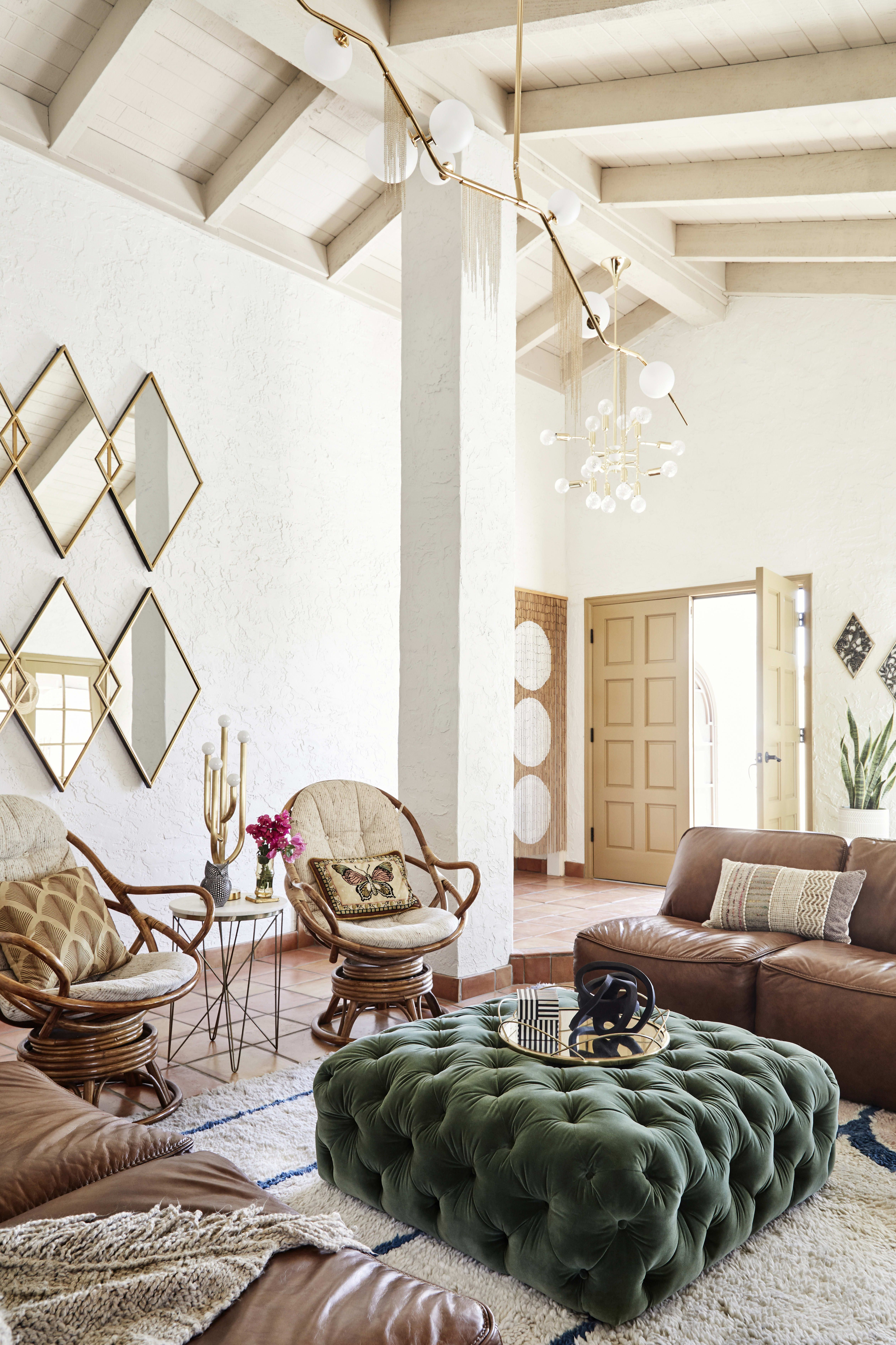 Tour A 1970s Glam Scottsdale Arizona Home By Colossus Boho