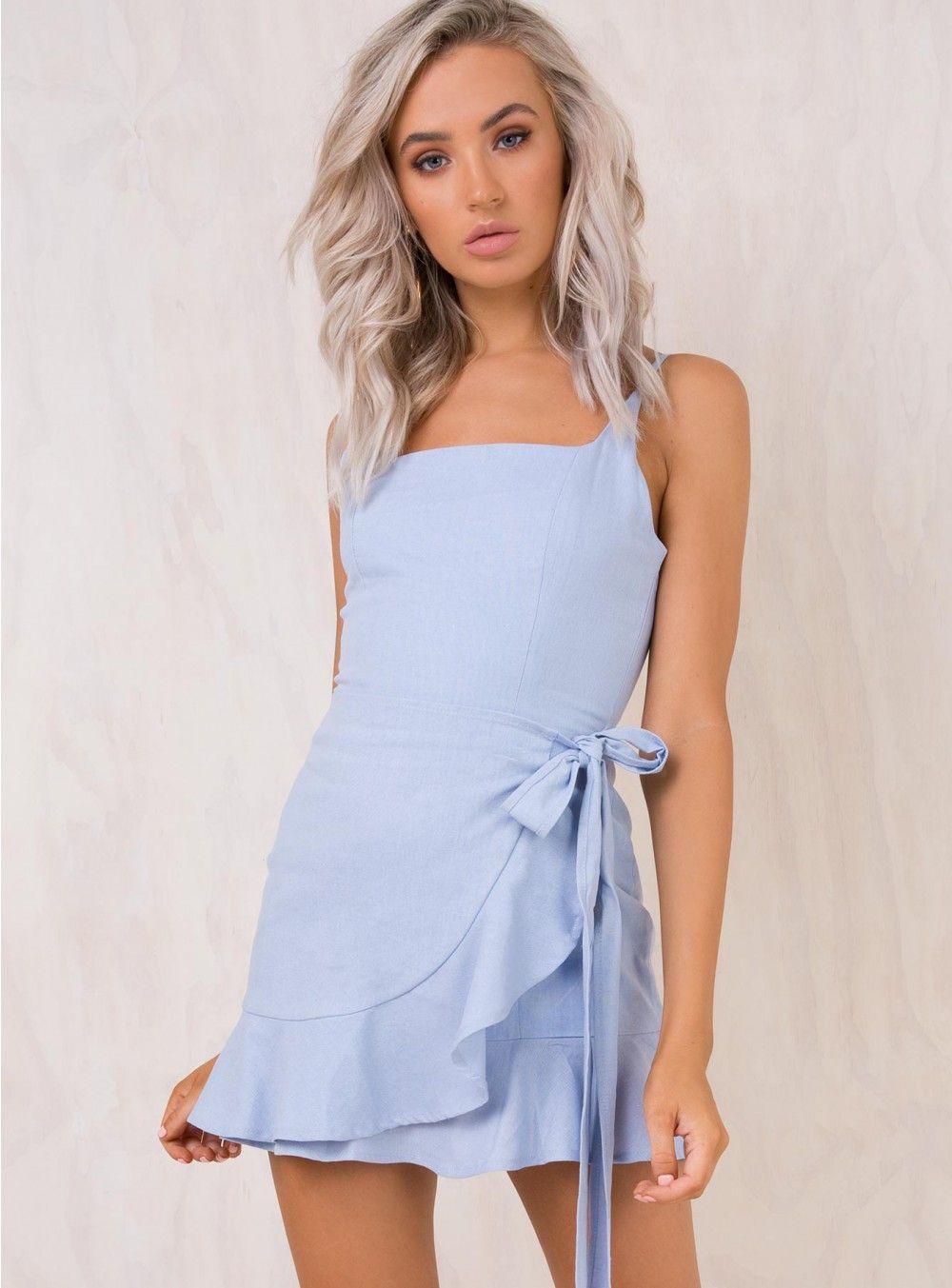 639a8c2ef5e0 Cottage Hill Mini Dress
