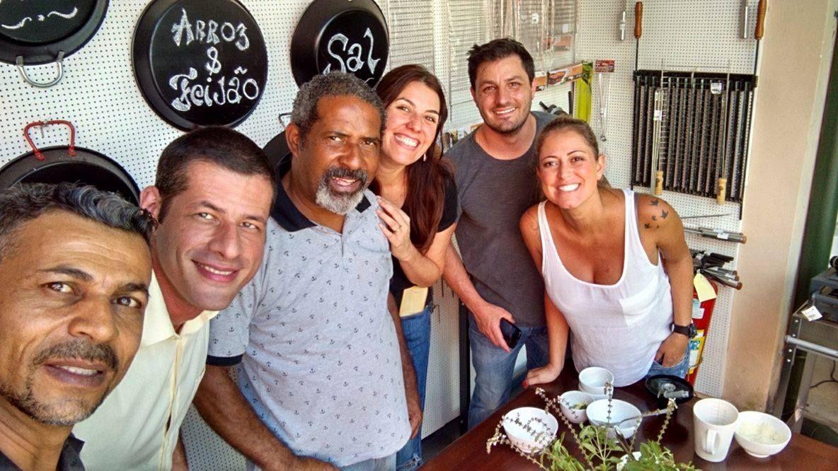 Malu Abib Comunicação Estratégica - Gravação para TV Cultura | Cliente Stefano Hotel e Restaurante | Junho de 2016. Loja Dragonetti.