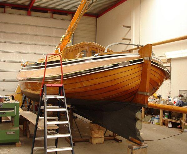 Boeier yacht