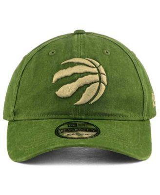 new product 801ae 34a2c ... discount inexpensive new era toronto raptors all olive 9twenty dad cap  sports fan shop by lids