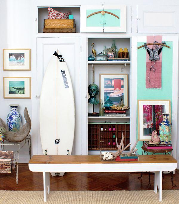 10 Beach House Decor Ideas: Home Decor, Surf House, Beach