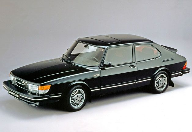 Saab 900 Turbo. I loved this car, except the front window elect motor broke, the heater was on permanently, and I had to drill holes in the bottom of the doors to drain the water that would pool in there.