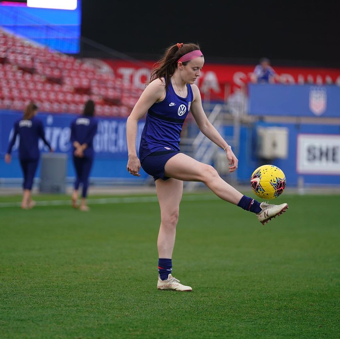 Pin by urs0vain on Board in 2020 Uswnt, Sports, Nwsl