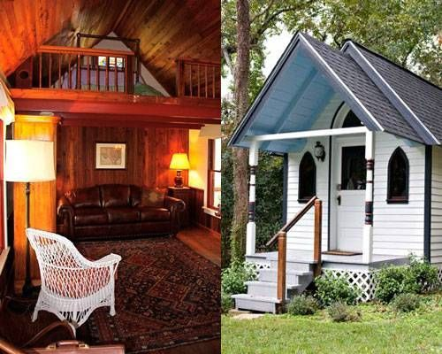 10 of the smallest homes in the world - Smallest House In The World Inside