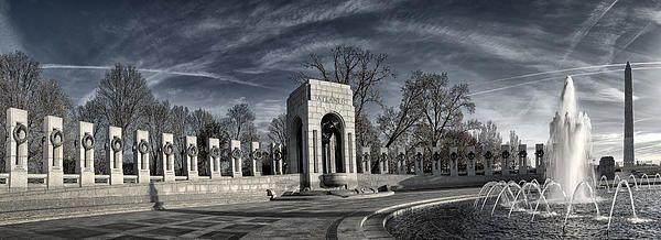 Washington, DC WW II Memorial