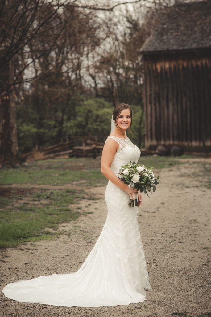 Lauren Jake Wedding Foundry Art Centre Saint Charles Mo Us Wedding Dresses Goddess Wedding Dress Bridal Wedding Dresses