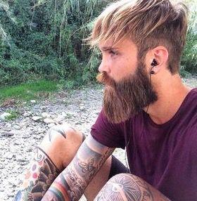 #beardsofinstagram #beardedbasturds #scotland #killtheshave #tattoos