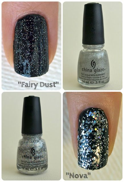 Glitter Polish Swatch and Reviews
