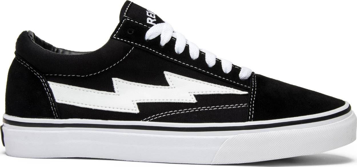 Revenge X Storm Black Revenge X Storm Revs 006 Black Goat Sneakers Black Classic Sneakers