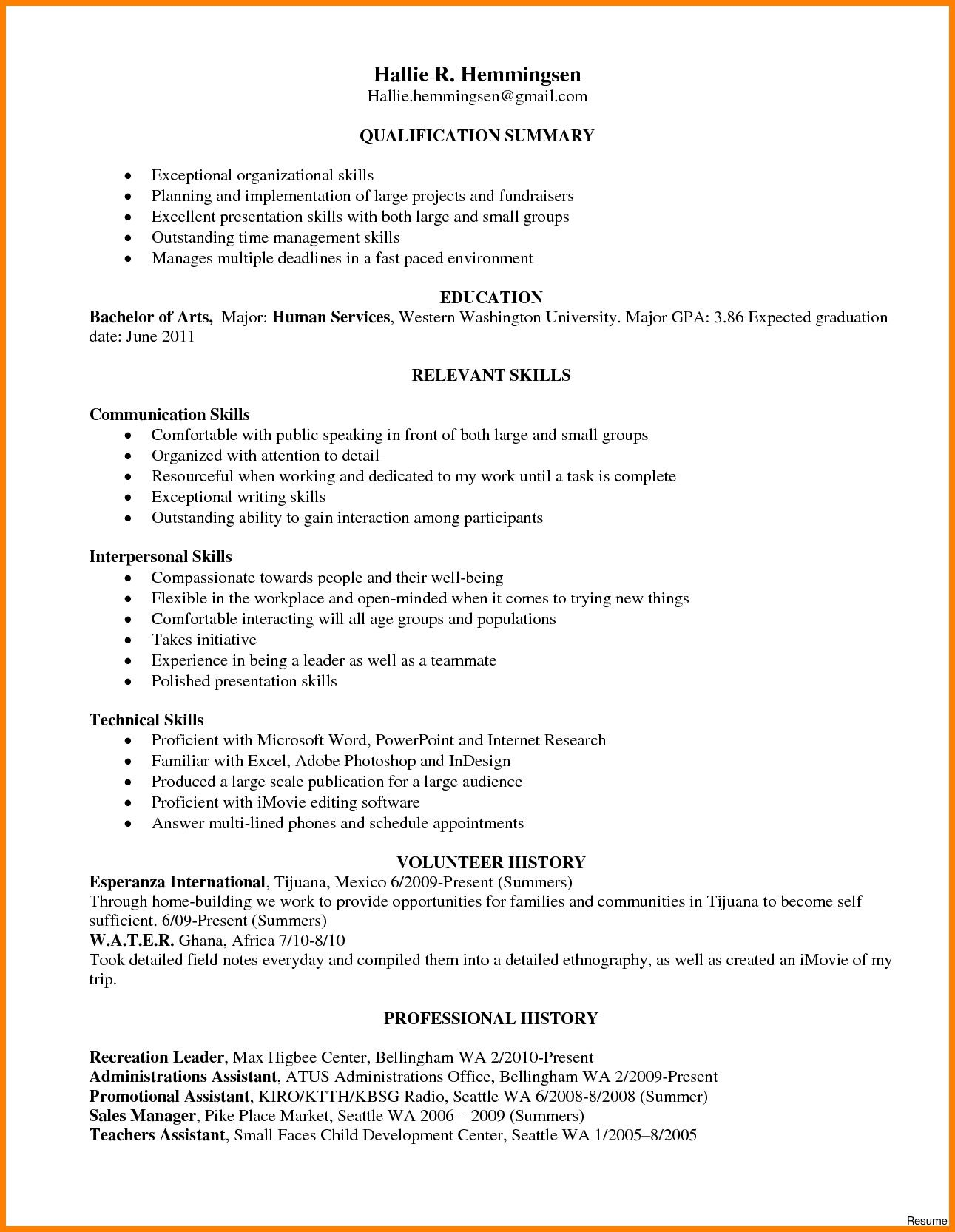Leadership Qualities | Resume Templates | Pinterest | Leadership ...