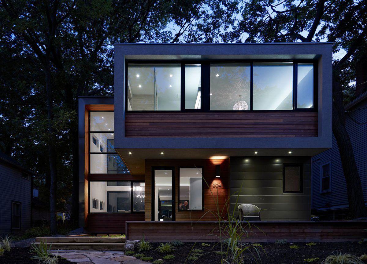 Beech House by Altius Architecture Location Toronto Canada Area