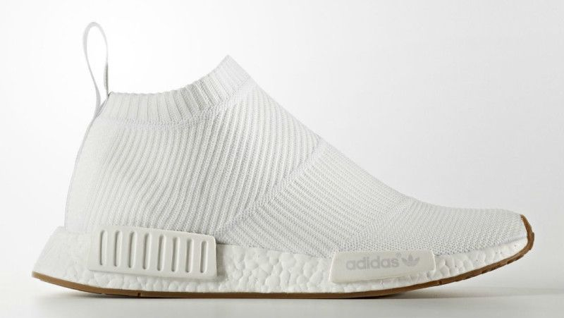 Get Ready for the adidas NMD City Sock in White | Fashion