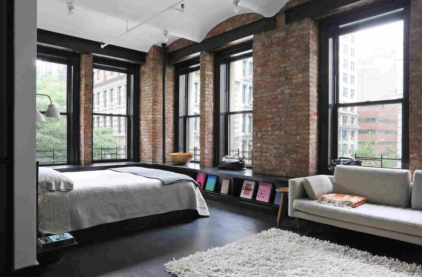 Лофт в нью йорке квартиры в дубае и цены на квартиры в дубае