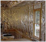 different types of attic insulation material aerolam on different types of interior walls id=26827