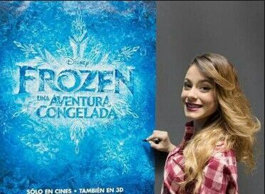 Frozen libre soy