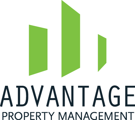 advantage property management logo design by digital marketing now rh pinterest com property management logos ideas property management logo ideas