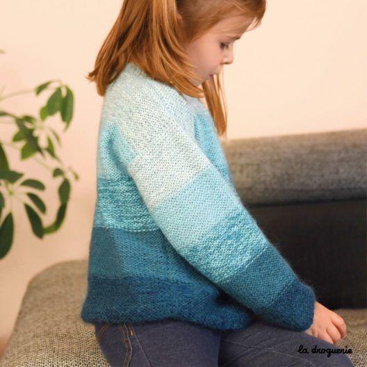 Enfant Reflets » Inspirés De Raz Couchers « Pointe Des Pull Du H2IWDE9