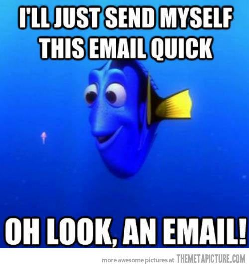 Funny Email: The Number Of Times I Have Done This Is Alarming…