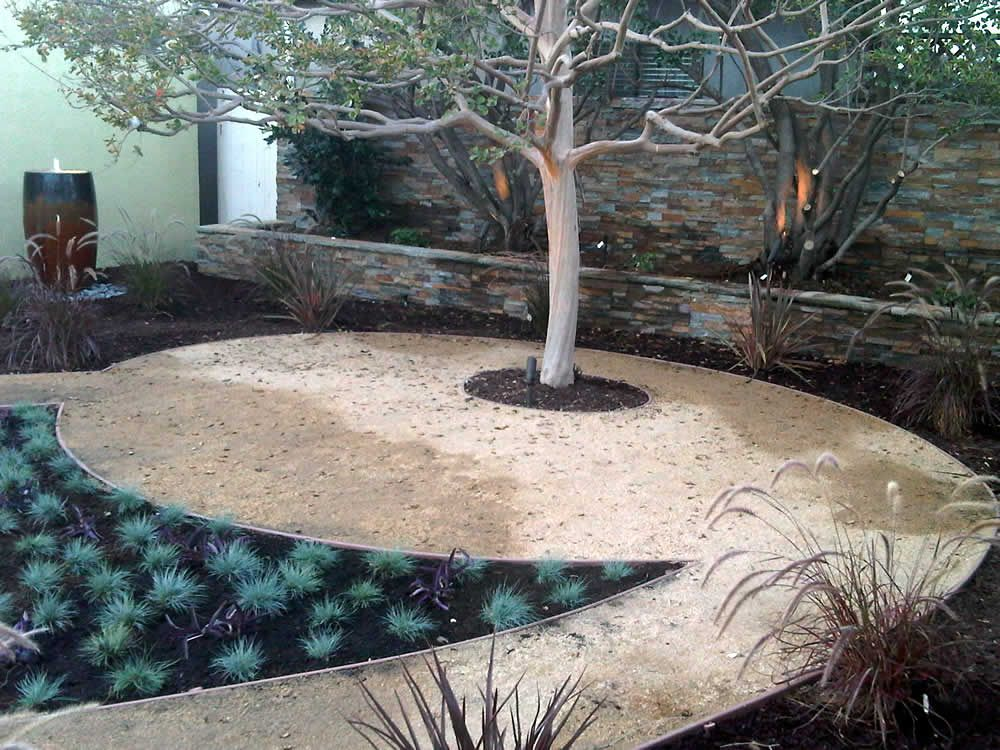 This Is A Gorgeous Use Of Decomposed Granite Hardscape Project