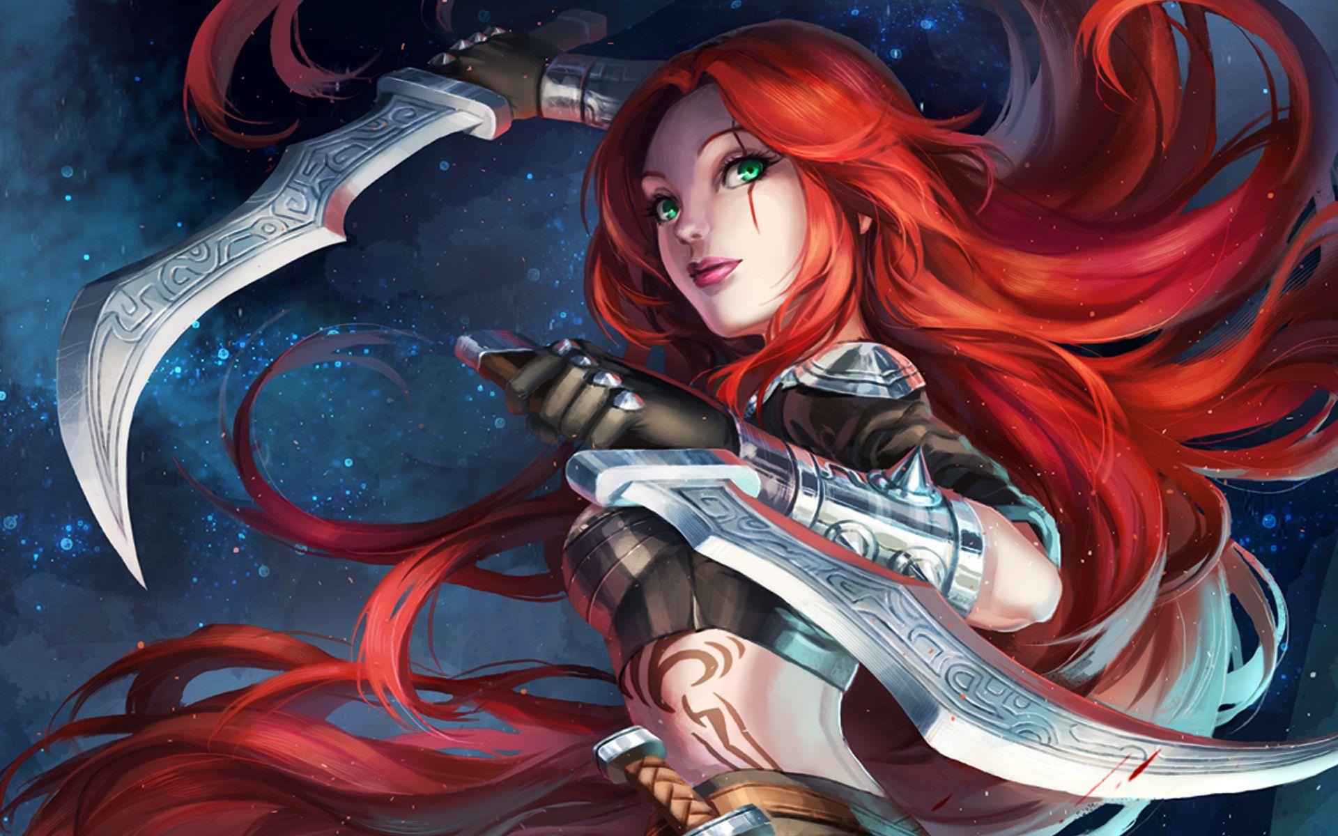 Katarina League of Legends