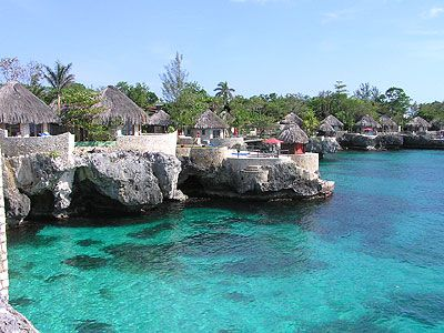 Rock House Cliff Hotel In Negril Jamaica