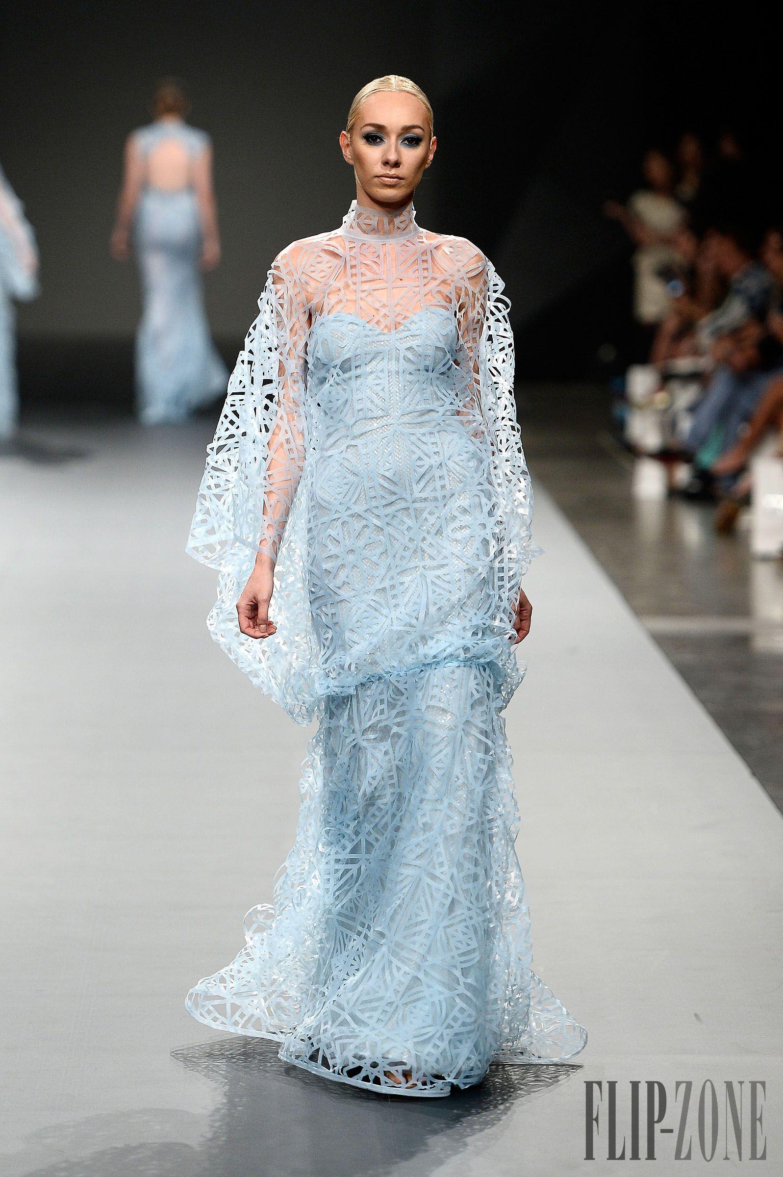 Ezra Spring-summer 2014 - Couture - http://www.flip-zone.com/ezra ...