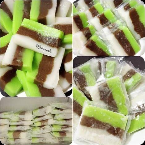 Resep Es Mini Es Gabus Oleh Ferra Rusli Resep Gabus Resep Kue Mangkok Coklat