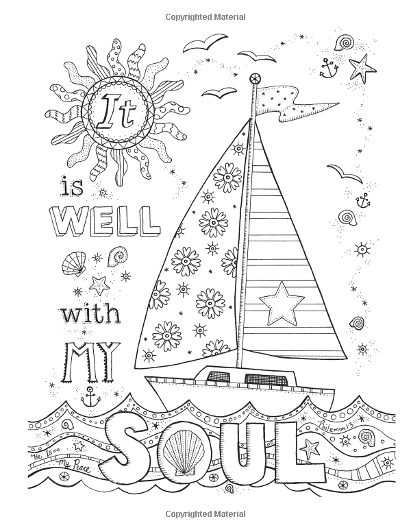 - Amazon.com: Color The Hymns: A Coloring Book For Adults (9780736970679):  Annie LaPoint: Boo… Bible Coloring Pages, Bible Verse Coloring Page,  Bible Verse Coloring