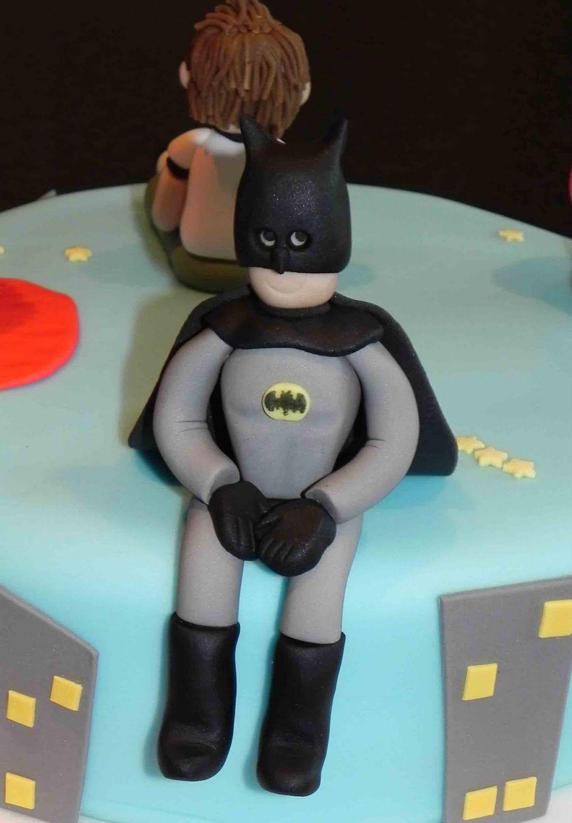 Batman cake topper Boys Birthday cakes Pinterest Batman cake