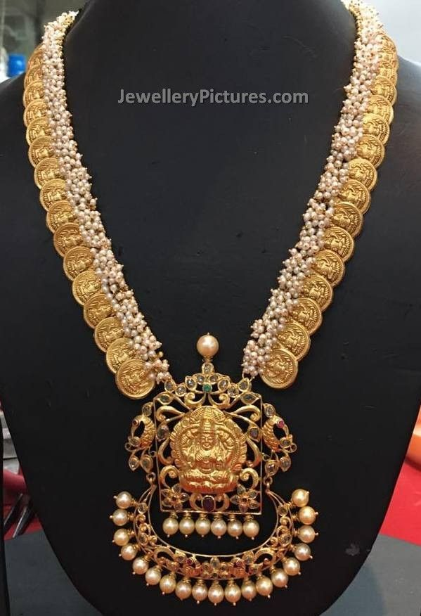 Kasulaperu South Indian Traditional Jewellery Indian jewelry