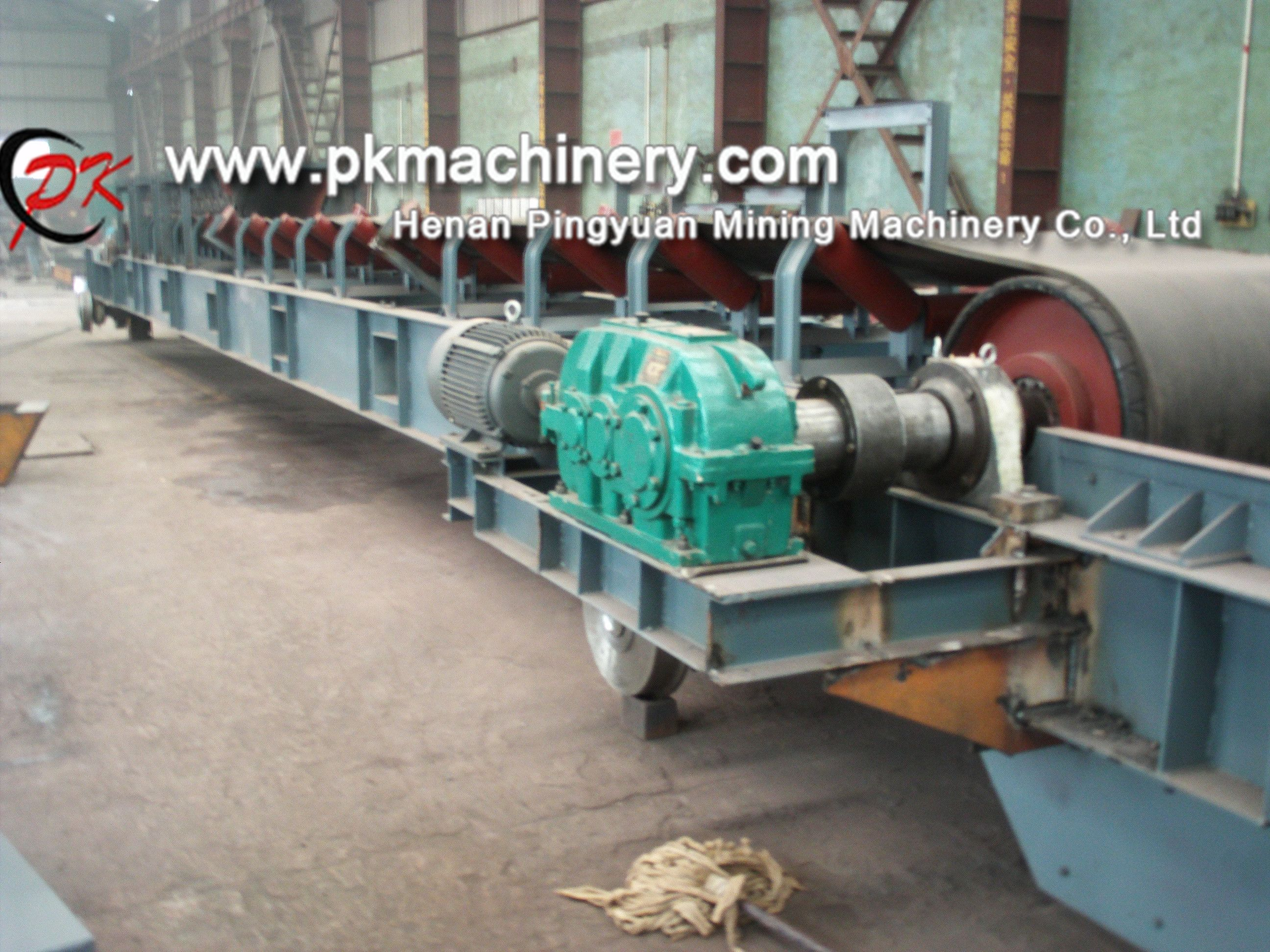 shuttle belt conveyor (With images) Conveyor, Henan